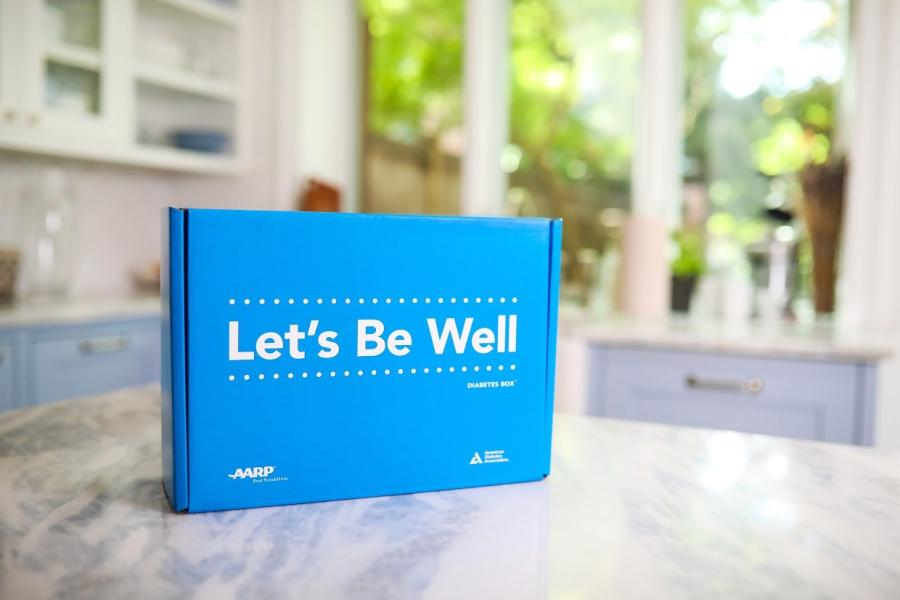 Let's Be Well Box